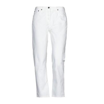THE ROW パンツ ホワイト 10 コットン 100% パンツ