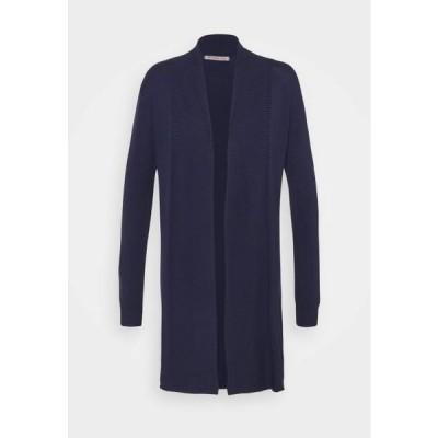 アンナフィールド レディース ファッション Cardigan - dark blue