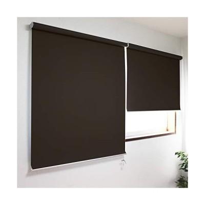 Satori 遮光1級 ロールスクリーン 遮光率99.99% 遮熱 UVカット 既成品サイズ 4サイズ 4カラー ハイサッシ対応 Satori 幅90