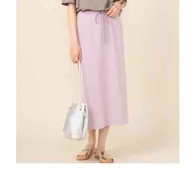 リラックスタイトスカート