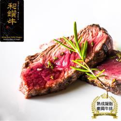 【漢克嚴選】美國產日本和牛級厚切嫩肩沙朗牛排_40包組(250g±10%/包)