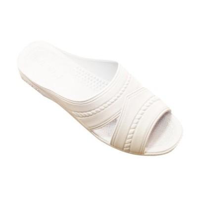 PEARL サンダル型 ホワイト