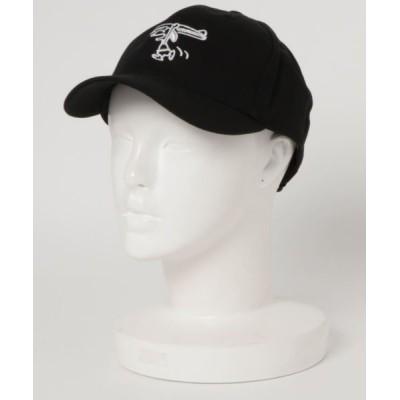 JUGLANS / PEANUTS SNOOPY SIDEWAY STANCE BB CAP MEN 帽子 > キャップ