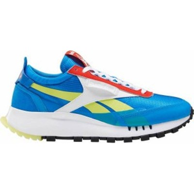リーボック メンズ スニーカー シューズ Reebok Men's Classic Legacy Shoes Blue/Red