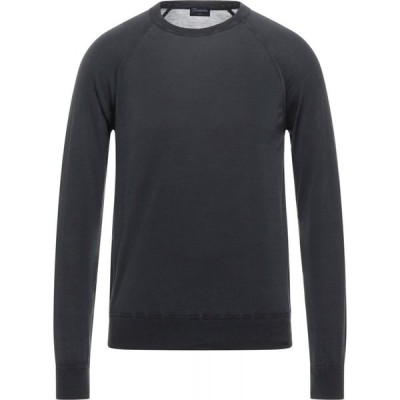 ドルモア DRUMOHR メンズ ニット・セーター トップス sweater Steel grey