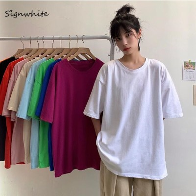 tシャツ Tシャツ 無地ミドル丈クルーネックフレンチラグランモックネックTシャツ(半袖)  20代30代40代