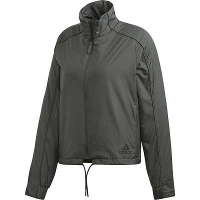 アディダス レディース ジャケット・ブルゾン アウター Adidas Women's Light Insulated Jacket
