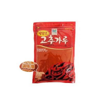『清浄園』唐辛子粉 調味用・中辛(細かい・500g) チョンジョンウォン 調味料