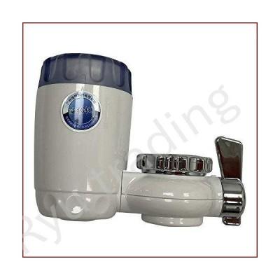 新品Faucet Filter, Long-Lasting Water Faucet Filtration System, Tap Water Filter, Reduces Lead, Fits Standard Faucets