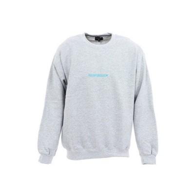 クイックシルバー(Quiksilver) RELAX FIT クルーネックシャツ 20FWQPO204602HTR (メンズ)