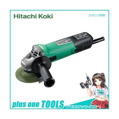 HiKOKI(日立工機)100mm 電気ディスクグラインダ サイドハンドル付 (100V) PDA-100N