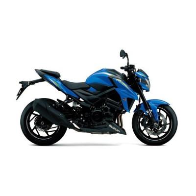 スズキ 新車 '21 GSX-S750 ABS ブラック/ブルー(750cc) 現金一括払価格(銀行振込前払い)