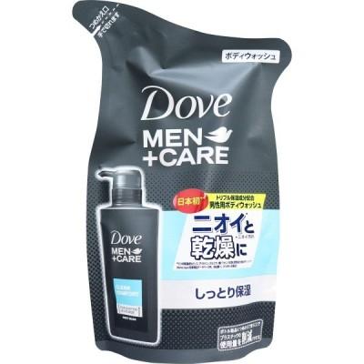 ダヴメン+ケア ボディウォッシュ クリーンコンフォート 詰替用 320g