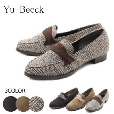 Yu-Becck ユービック カジュアル マニッシュ 44-1220