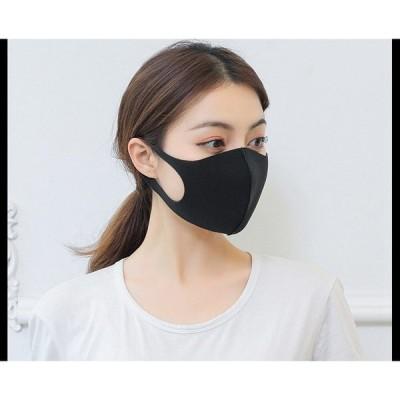 マスク 洗える ひんやり ウレタンマスク 4枚セット 布マスク 立体マスク 伸縮性 男女兼用 mask 布マスク 涼しい UVカット ウイルス 花粉 防寒 風邪予防