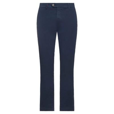 ロイ ロジャース ROŸ ROGER'S パンツ ブルー 34 コットン 98% / ポリウレタン 2% パンツ