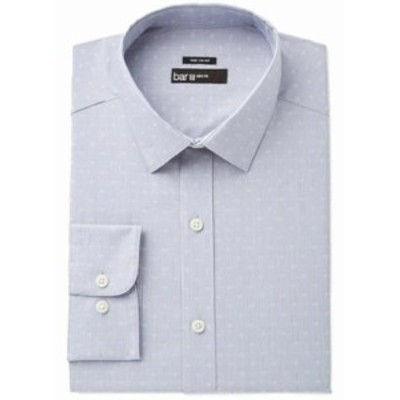 Ryan  ファッション ドレス Ryan Seacrest NEW White Mens 17 1/2 Solid Performance Dress Shirt