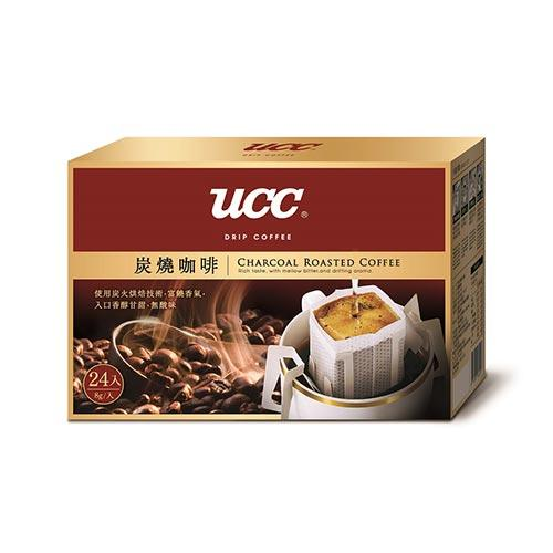 UCC炭燒濾掛式咖啡