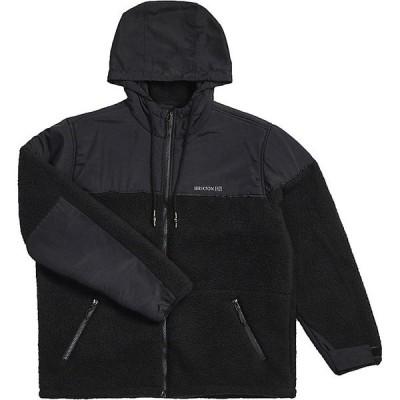 ブリクストン ジャケット&ブルゾン メンズ アウター Brixton Men's Olympus All-Terrain Jacket Black