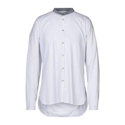 MICHAEL COAL シャツ ホワイト 42 コットン 100% シャツ