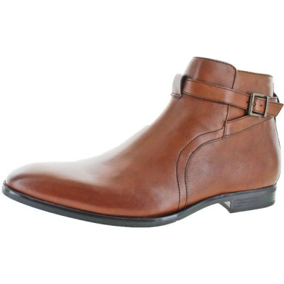 フォーマルシューズ ゲオックス Geox U New Life Men's Leather Buckle Dress Boots