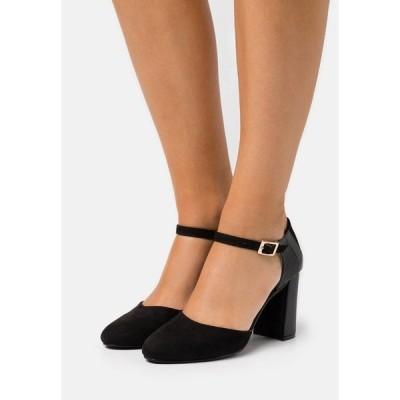 ドロシーパーキンス ヒール レディース シューズ DOLLIE COURT - High heels - black