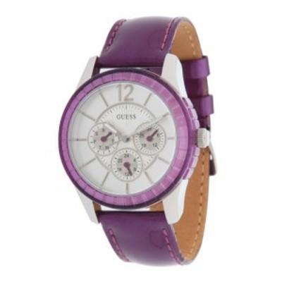 腕時計 ゲス GUESS Guess Ladies Purple Watch W95134L4