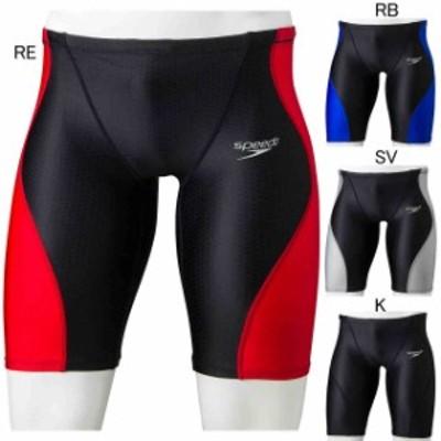 スピード 水泳 水球 競泳用水着  レース用 ボーイズ フレックスアルファジャマー FINA承認モデル  speedo SCB62001F