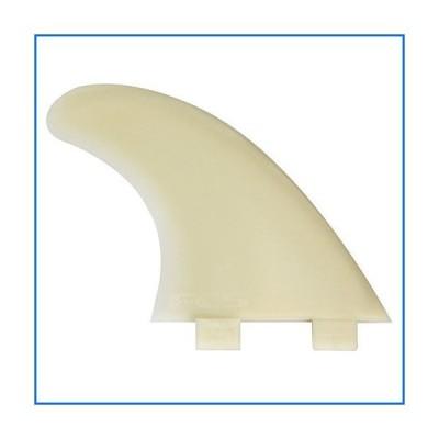 FCS M7 NATURAL GLASS FLEX TRI FIN SET エフシーエス ナチュラルグラストライ(3枚)フィンセット[並行輸入品]