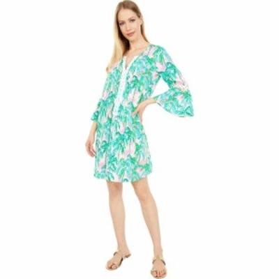 リリーピュリッツァー Lilly Pulitzer レディース ワンピース チュニック ワンピース・ドレス Hollie Tunic Dress Pink Blossom Suite Vi