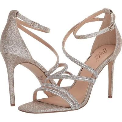 バッジェリー ミシュカ Jewel Badgley Mischka レディース サンダル・ミュール シューズ・靴 Nikkol Light Gold