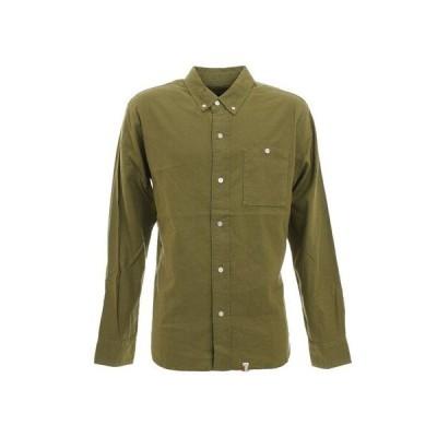 サルバドール(SLVDR) NELSON 長袖シャツ SD35JH59 OLV (メンズ)