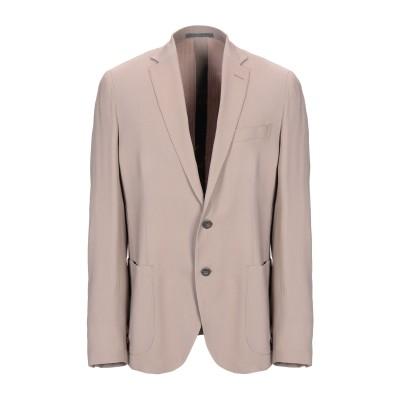 BARASHAN テーラードジャケット カーキ 46 レーヨン 73% / ウール 21% / ポリウレタン 6% テーラードジャケット