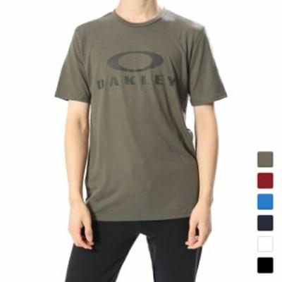 オークリー メンズ 半袖Tシャツ O BARK (457130) OAKLEY