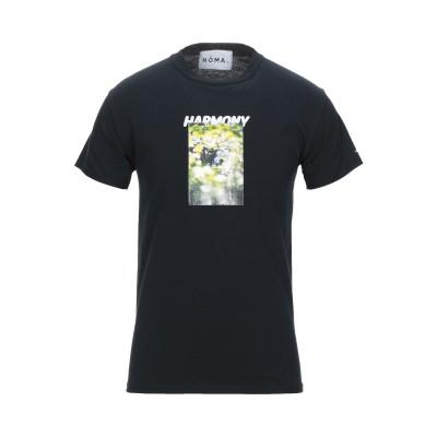 NOMA t.d. T シャツ ブラック 1 コットン 100% T シャツ