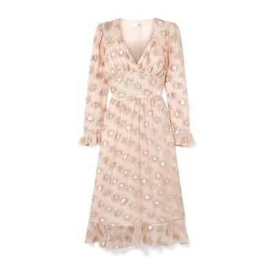 STINE GOYA 7分丈ワンピース・ドレス ライトピンク S シルク 70% / 金属 30% 7分丈ワンピース・ドレス