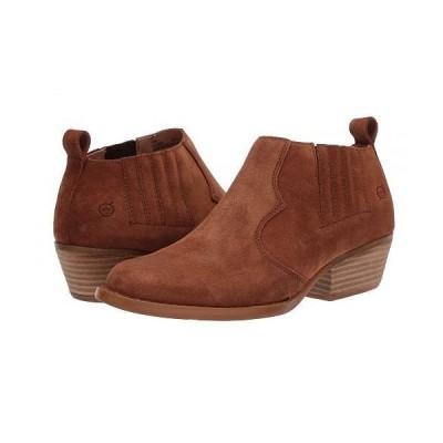 Born ボーン レディース 女性用 シューズ 靴 ブーツ チェルシーブーツ アンクル Wasatch - Brown (Cognac)
