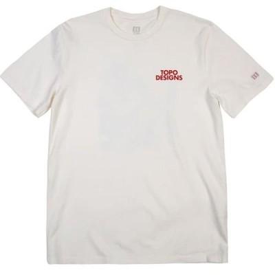 トポ・デザイン メンズ Tシャツ トップス Basin T-Shirt