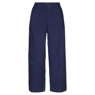 トゥルーニューヨーク TRUE NYC® パンツ ブルー 25 コットン 97% / ポリウレタン 3% パンツ