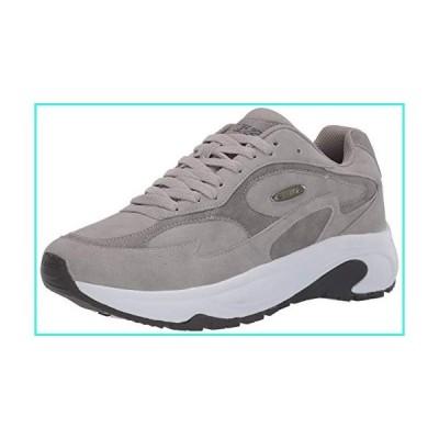 【新品】Lugz Men's Typhoon Sneaker, Light Grey/Grey/White/Dark Grey, 7 D US(並行輸入品)