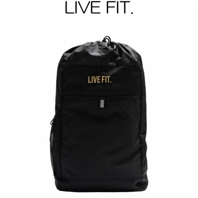 リブフィット LIVE FIT LVFT. Hybrid Ranger Pack バックパック リュック リュックサック バッグ メンズ 筋トレ ジムバッグ 正規品[衣類]