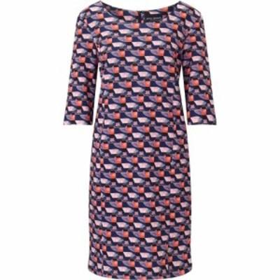ジュームズ レイクランド James Lakeland レディース ワンピース シフトドレス ワンピース・ドレス Printed Shift Dress Pink