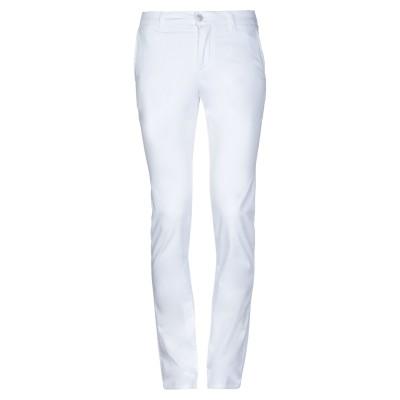 ARMANI EXCHANGE パンツ ホワイト 31 コットン 97% / ポリウレタン 3% パンツ