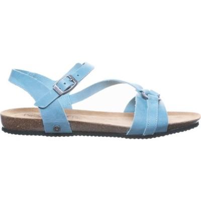 ベアパウ BEARPAW レディース サンダル・ミュール シューズ・靴 Sandy Sandals Blue