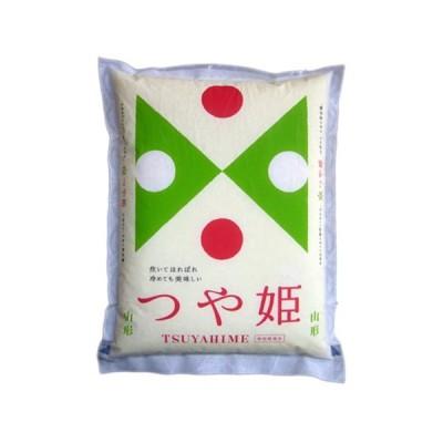 精米山形県産 特別栽培米 白米 つや姫5kg 令和1年産 新米