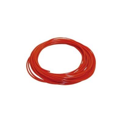 バンコード丸ベルト#480(橙色) バンドー化学 Φ3×10m