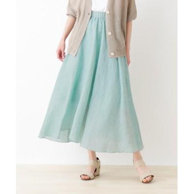 SHOO・LA・RUE(シューラルー) カラースカート