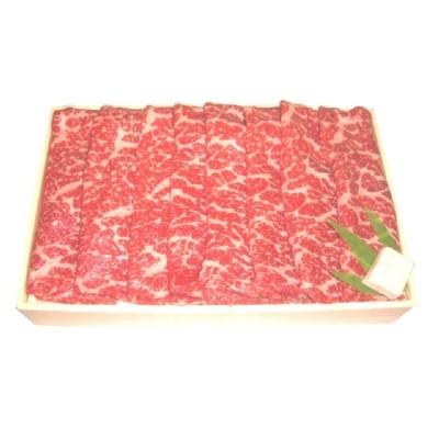 ギフト 美幌和牛(国産黒毛和種)モモすき焼き用 B-495