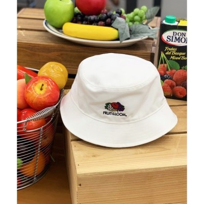 帽子 ハット LOGO EMB BUCKET HAT