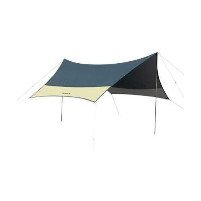BUNDOK(バンドック) ミニ ヘキサゴン タープ UV BDK-25 【3~4人用】 収納ケース付 テント アウトドア